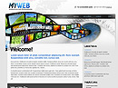 MyWeb - HTML Template