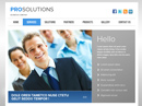 ProSolution - HTML Template