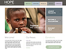 Hope - HTML Template