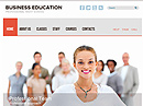 Business School - HTML Template