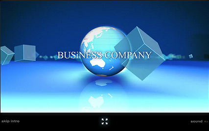 General Business Flash Intro Template