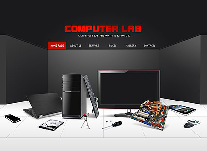 computer repair website template free computer repair dynamic flash template computer repair website template free